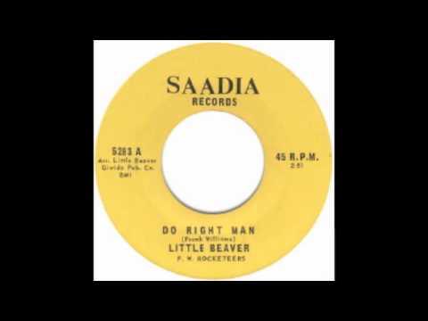 Little Beaver - Do Right Man