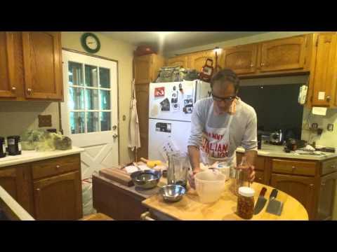 ALMOND COCONUT YOGURT pt. #1 of 2  (new to YouTube demo video)