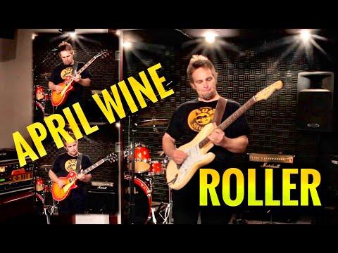 April Wine ROLLER live audition COVER - #aprilwine 2016