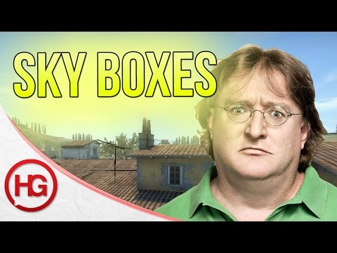NEW INFERNO SKY BOX (CS:GO)