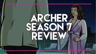 Archer Season 7 Review