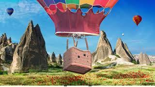 Kapadokya Otelleri'nde Etstur Avantajlarıyla Konaklayın!
