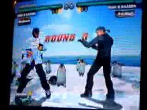 Saigon Tekken Paraguay 22: Jose Feng/ law vs Zebo's bro/baek