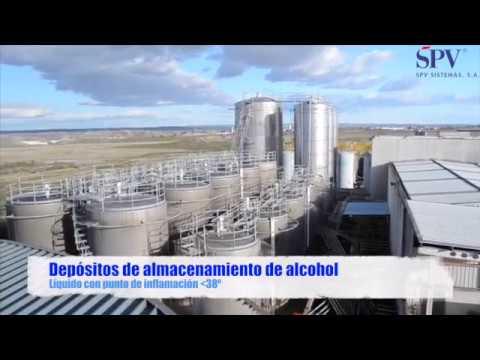 Industrias Químicas: Protección contra incendios – SPV Sistemas