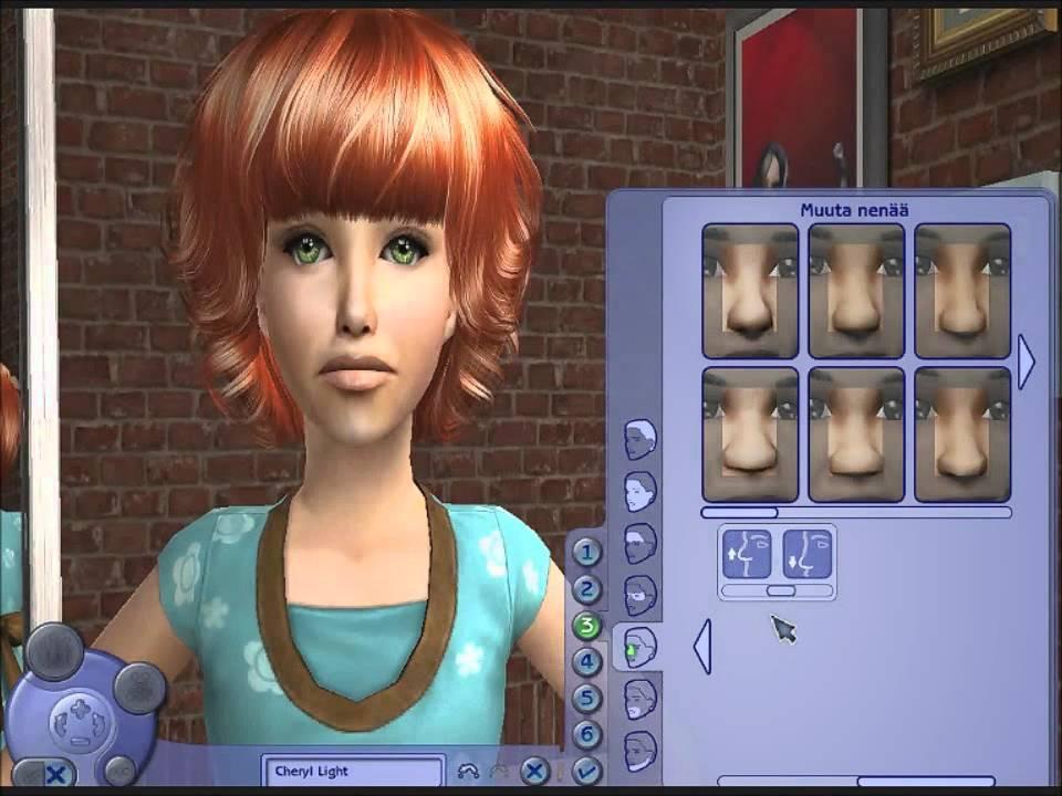 Sims 2 create a sim