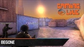 Gaming live BeGone - Un petit FPS gratuit et bien nerveux Web