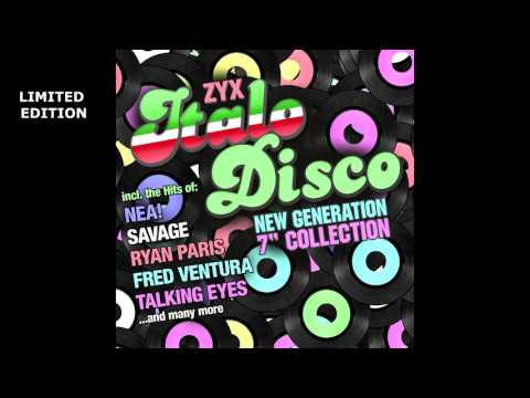 ZYX Italo Disco New Generation 7inch Collection MiniMix (Radio Versions)