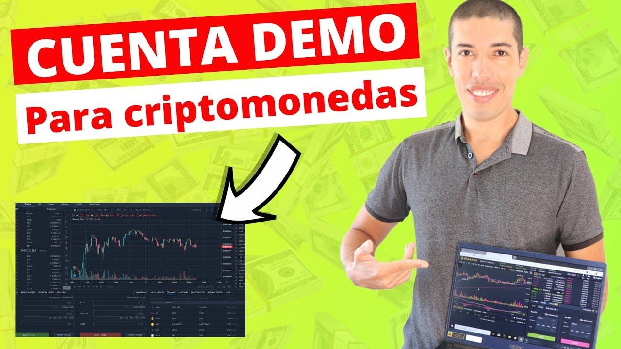 bitcoin cuenta demo)
