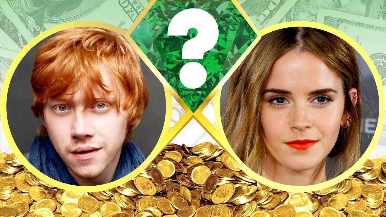 WHO'S RICHER? - Rupert Grint or Emma Watson from Harry ...