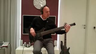Rag'n'Bone Man- Human- Bass Cover