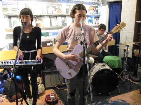 FRANKIE COSMOS Floated In + If I Had A Dog OTHER MUSIC NYC March 31 2016