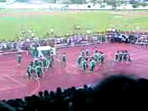 Cheerdance Competition Western Mindanao State University CN Juggernauts