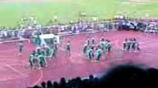 Cheerdance Competition Western Mindanao State University CN Juggernauts