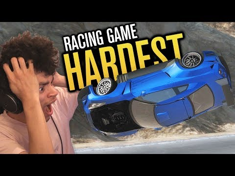THE HARDEST RACING GAME?!