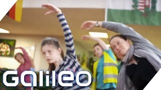 Was passiert in der besten Schule Deutschlands? | Galileo Lunch Break