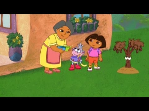 Dora The Explorer: The Chocolate Tree
