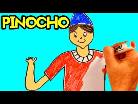 El Cuento de PINOCHO - Cuentos infantiles