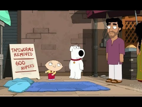 Brian And Stewie Go To India