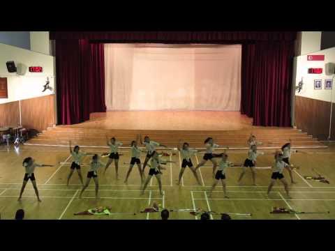 Bowen Colour Guard Grad Show 2014 - Wait It Out