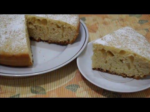 Домашние видео рецепты - вкусный кекс на ряженке в мультиварке