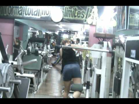 Gimnasio de mujeres youtube for Gimnasio leon