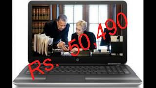 Hp Pavilion 15 au003tx w6t16pa Laptop Review & Unboxing