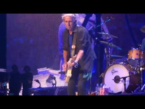 "Rolling Stones""Emotional Rescue"" from Tongue pit""@ Oracle Arena Oakland, 5,5,2013"