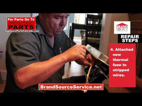 Brand Source Service: Service Minute- Thermal Fuse