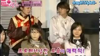 [Türkçe Altyazılı]SNSD-HyoYeon,Kyu Jong Hakkında Konuşuyor - Stafaband