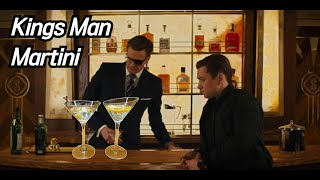 ENG) Kings man Martini 2 Types…