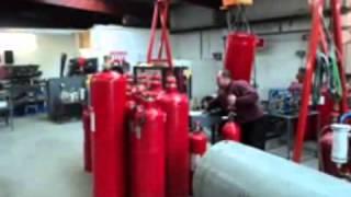 Fire Extinguishing Equipment - Bryland Fire Protection Ltd
