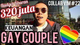Download Video Collab VIM #22 : Bongkar Keuangan Keluarga Gay Couple Indonesia Prancis MP3 3GP MP4