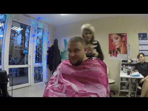 Что будет если постричься в обычной парикмахерской?