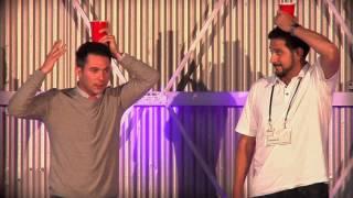 Why am I a magician: Justin Willman at TEDxVeniceBeach