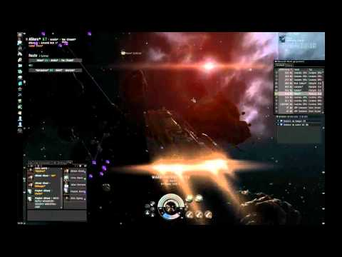 EVE Online together gameplay ( Deutsch )  Ein Tag in EVE