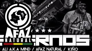 Kiño Afaz Natural, Ali A K A Mind Mc Kno Y Dj Impereal Kmusic
