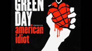 Green Day - American Idiot (Official Instrumental)