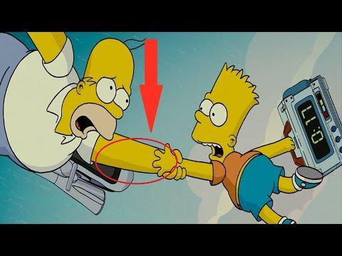 Errores, curiosidades y secretos de Los Simpson: La película / The Simpsons Movie