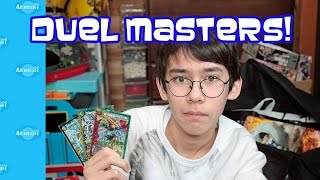 Duel Masters Japanese Trading Card Game!
