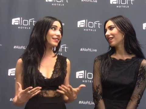 The Veronicas on USTREAM (23/24 March - Marzo 2013) from YouTube · Duration:  46 minutes 38 seconds