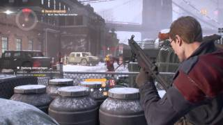 The Division [003] Polizeirevier unter Kontrolle bringen! Items mit Mod-Einbau - Gameplay Let's Play thumbnail