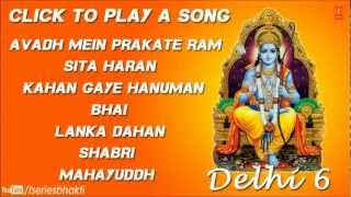 Delhi 6 Ramleela songs I Ram Leela Songs from Movie Delhi 6