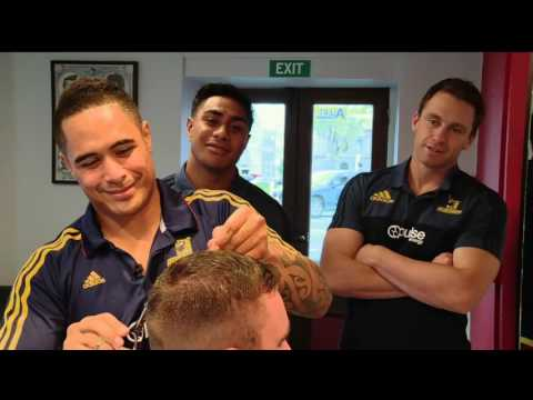 CGW | adidas Job Swap - Highlanders Barbers