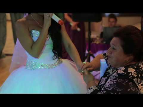 Песня для мамы. Невеста поет маме. мамины руки. Свадьба. 05.07. 2014