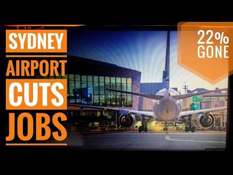 Sydney Airport Job Cuts