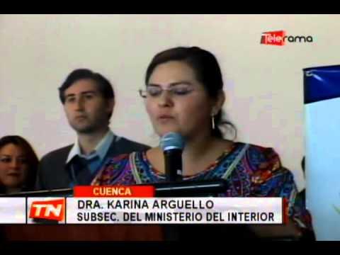 Autoridades inauguran oficinas de migración