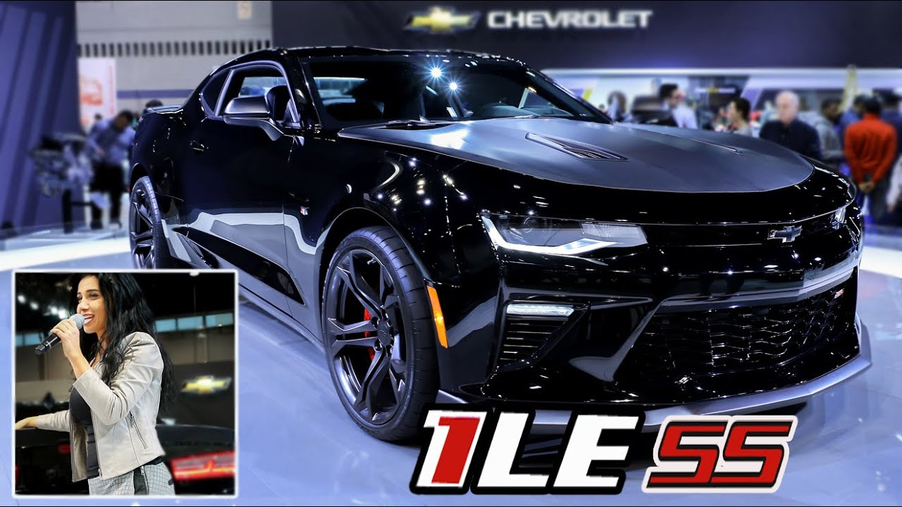 ALL NEW 2017 CAMARO 1LE SS! 455 HP 6.2 LT1! '16 CHICAGO ...