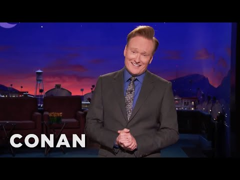 Conan On The AT&T-Time Warner Merger  - CONAN on TBS