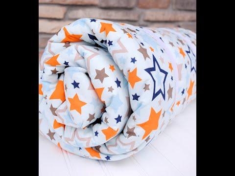 Спальный мешок для грудничков своими руками