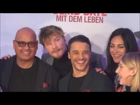 Weltpremiere von MEIN BLIND DATE MIT DEM LEBEN   München am 17 01 2017 Teil I